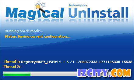 Ashampoo Magical UnInstall Free