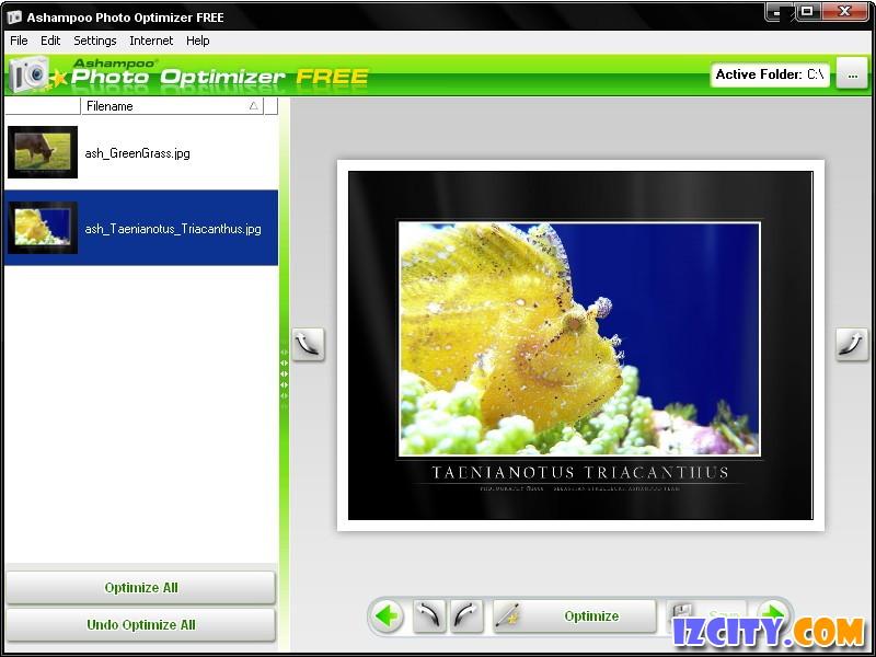 Ashampoo Photo Optimizer Free