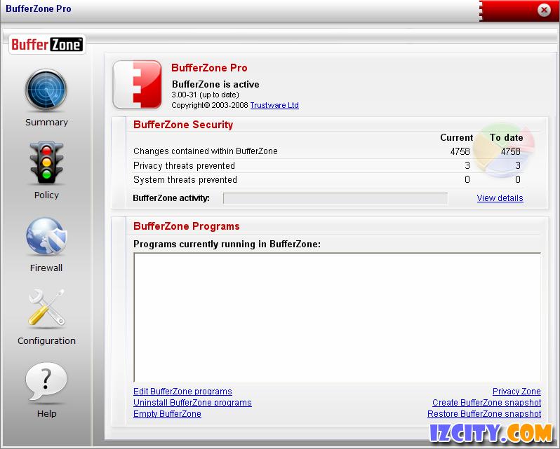 BufferZone Pro