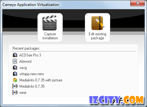 Cameyo Application Virtualization