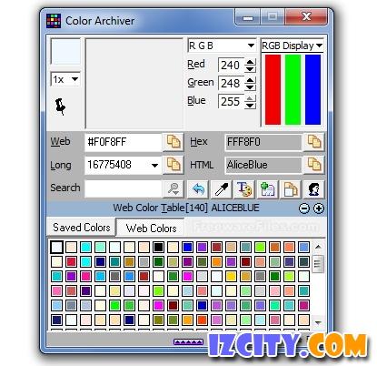 Color Archiver
