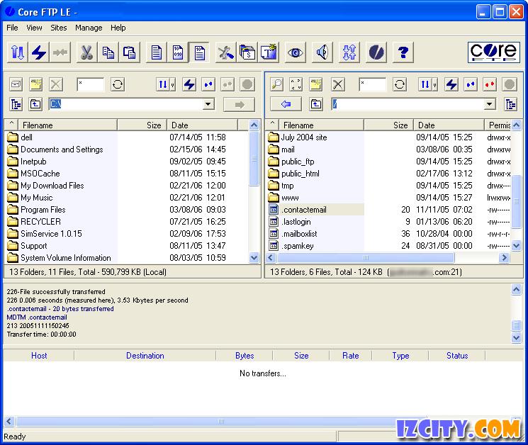Core FTP LE