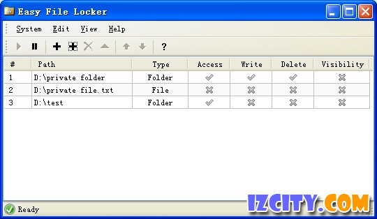 Easy File Locker