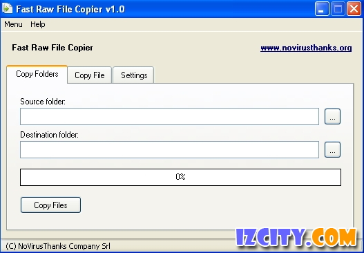 Fast Raw File Copier Pro