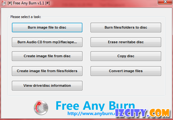 Free Any Burn