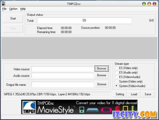 TMPGEnc Free Version