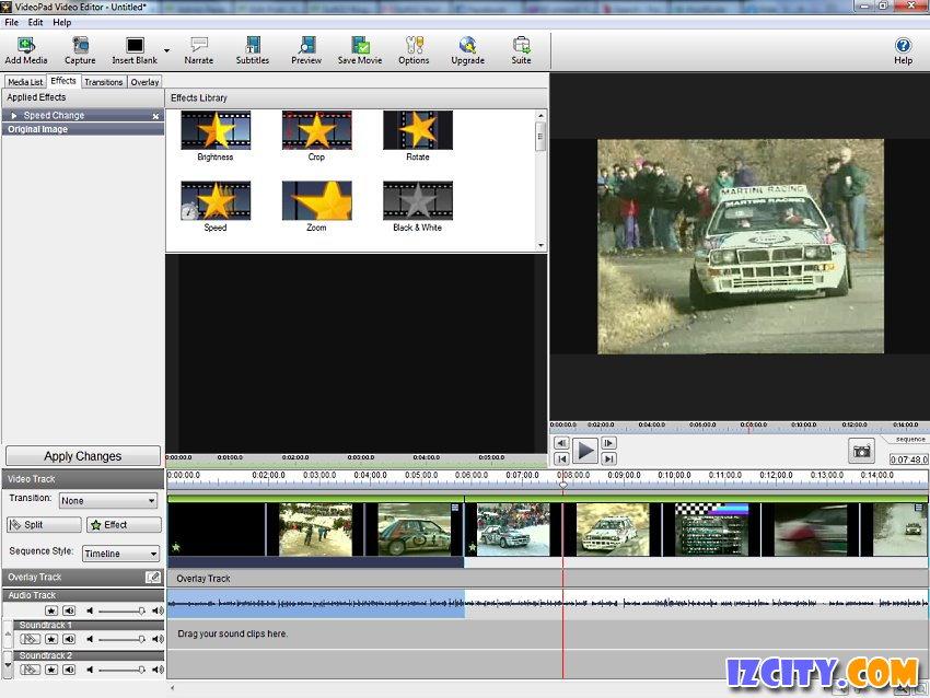 VideoPad Video Editor скачать бесплатно